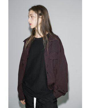 <monkey time> PE TRO CROPPED FATIGUE/クロップドシャツ