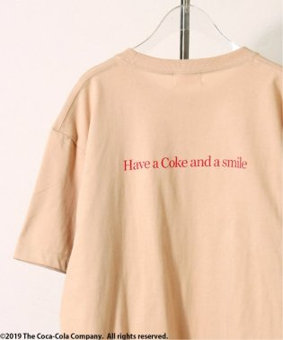 COCA-COLA / BOTTLE  WAPPEN  T-SH