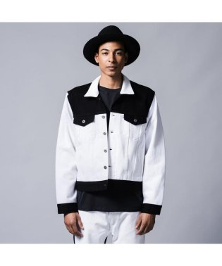 LEVI'S(R) MADE & CRAFTED(R) TYPE III トラッカージャケット KREMLIN