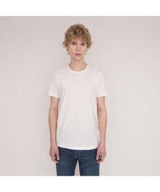 スリム2パックTシャツ WHITE +