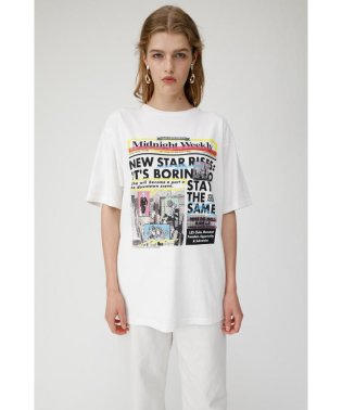 GRAFFITI NEWSPAPER Tシャツ
