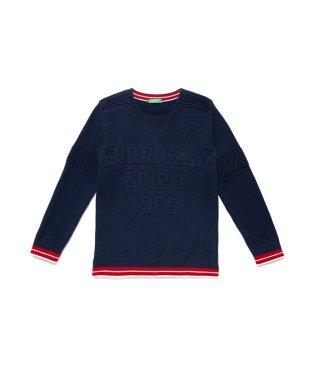 3Dデザインニット・セーター