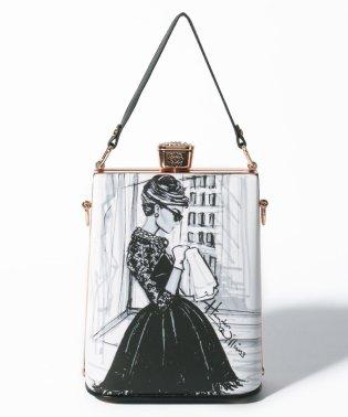 香水瓶型ハンドバッグ