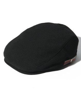 ベネトンロゴライン付きハンチング帽・帽子