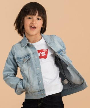 【KIDS】TRUCKER JACKET YOSEMITE FALLS