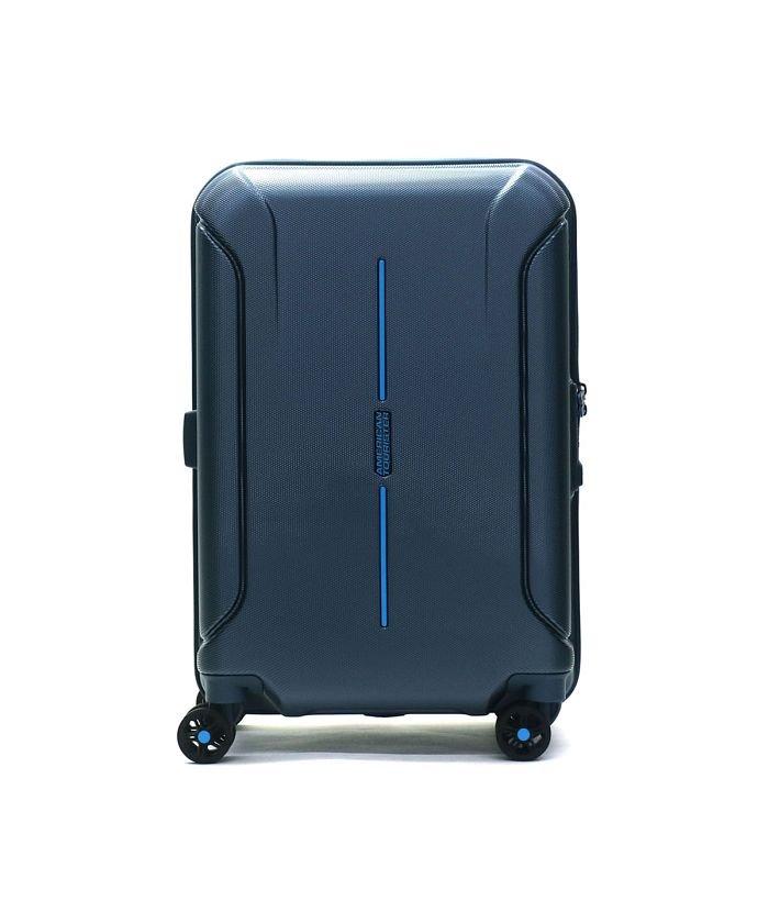 (AMERICAN TOURISTER/アメリカンツーリスター)【日本正規品】サムソナイト アメリカンツーリスター スーツケース AMERICAN TOURISTER 機内持ち込み スピナー55 36L 37G−004/ユニセックス ブルー