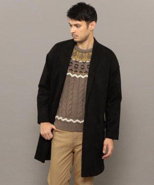 SU: マシュマロスエード ショールカラー コート