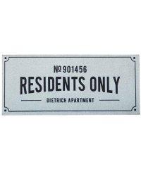 D・Apartment  ラバーマット