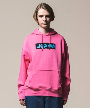 RELAXED GRAPHIC HOODIE OVERSIZED BOXTAB