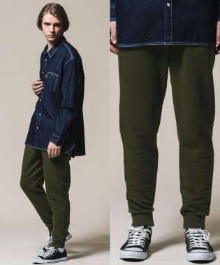 MS JOGGER OLIVE GREEN 2.6.1