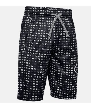 アンダーアーマー/キッズ/19F UA RENEGADE 2.0 PRINTED SHORT