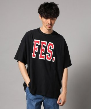 is-ness / イズネス 限定 FES TEE