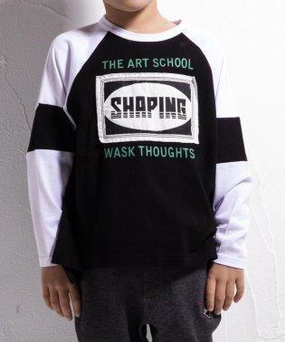 ラグランビッグTシャツ(110cm~130cm)