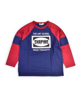 ラグランビッグTシャツ(140cm~160cm)
