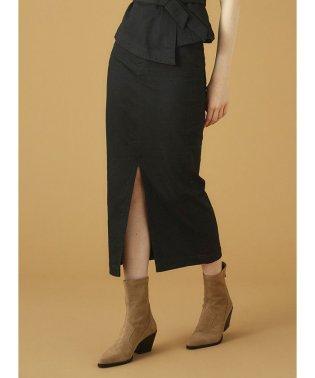 【セットアップ対応商品】COEL×YANUK デニムスカート