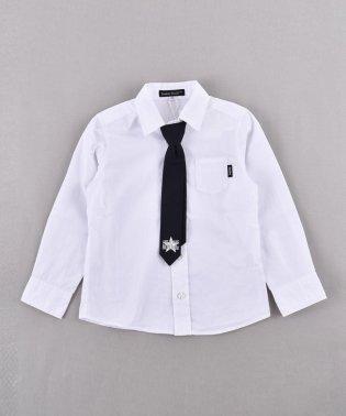 【カタログ掲載】ネクタイ付シャツ
