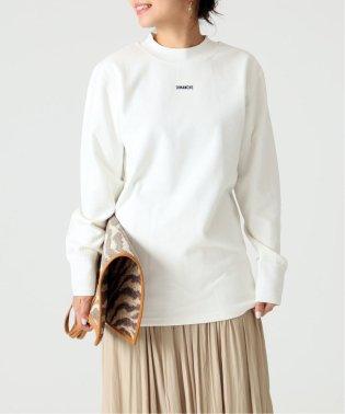 【SKIN/スキン】 モクネック (Dimanche):ロングTシャツ