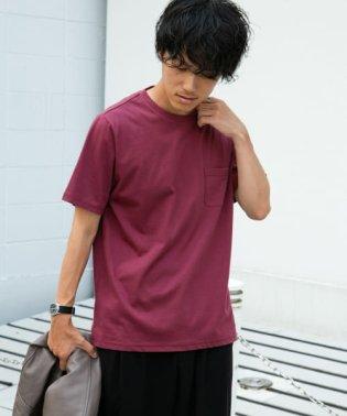 オーガニックコットンポケットTシャツ