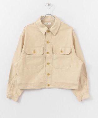 unfil moleskin trucker Jacket