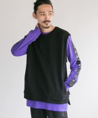 Kappa×URBAN RESEARCH iD 別注 sweat vest