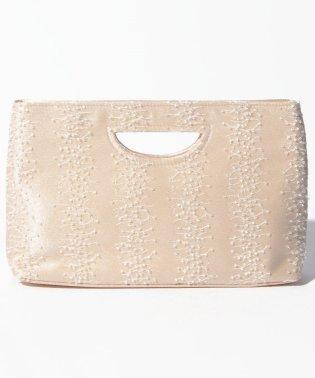 ビーズ刺繍PTバッグ