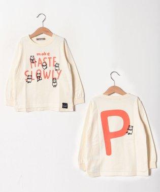 パンダロングTシャツ