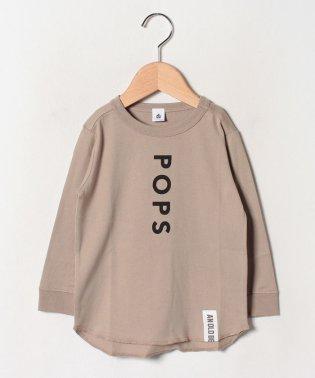 FONTロングTシャツ