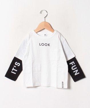 LOOKロングTシャツ