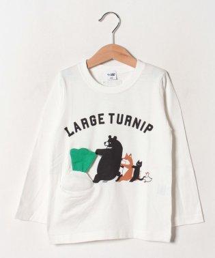 大きなかぶロングTシャツ