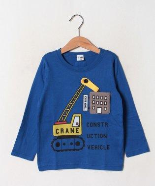 クレーン車ロングTシャツ