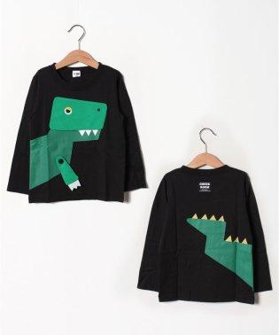 恐竜ロングTシャツ