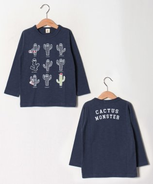 CACTUSロングTシャツ