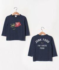 JUNK FOODロングTシャツ