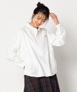 【DANTON/ダントン】丸えりOXFORDシャツ #JD-3564 YOX