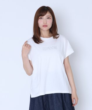 [RADIATE]CLEMENTINE ロゴTシャツ (New Color)