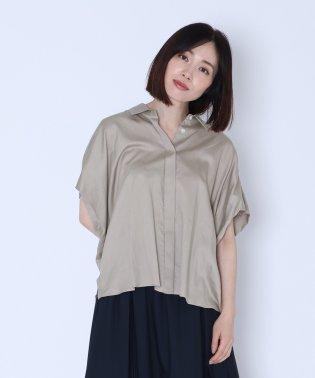 [soeur7]バルーンシルエット オーバーサイズシャツ