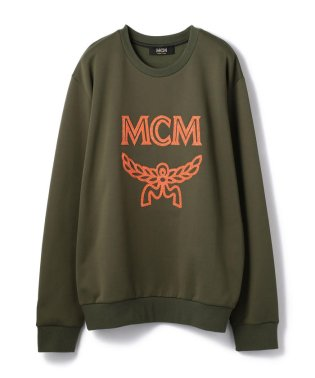 MCM/エムシーエム/Logo Group SweatShirts
