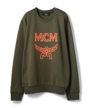 MCM/エムシーエム/Logo Group SweatShirts