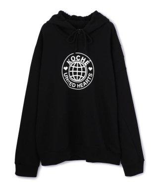 KOCHE/コシェ/Logo hoodie