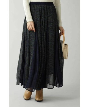 Rayon Ggt Flower Mix Skirt