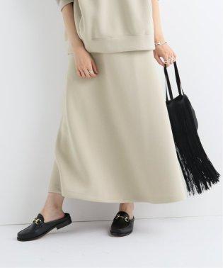 【NEU】ダンボールニットタイトフレアスカート