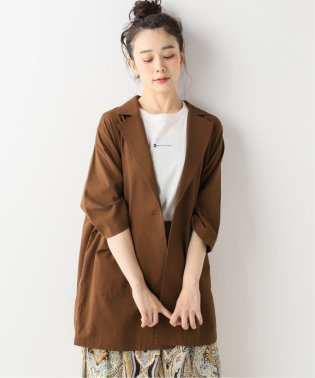 テーラードシャツジャケット