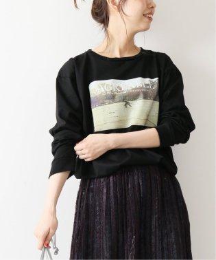 【+81BRANCA】フォトTシャツ(L/S)