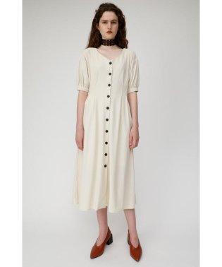 WAIST TUCK ロングドレス