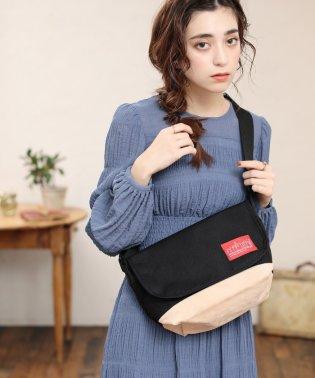 Suede Fabric Casual Messenger Bag JR