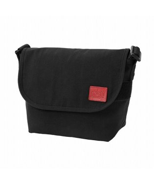 CORDURA(R) Waxed Nylon Fabric Collection Casual Messenger Bag JR