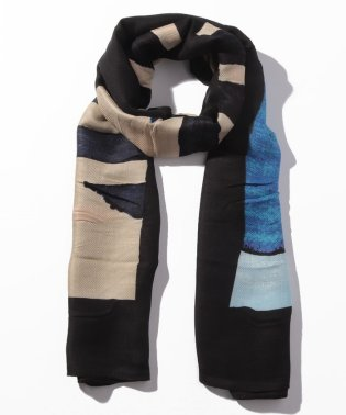 ACCESSORIES FABRIC RECTANGLE FOULARD