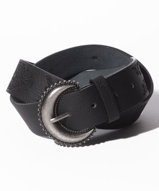 ACCESSORIES LEATHER BELT