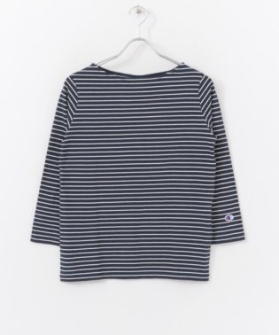 Champion BOAT NECK T-SHIRT