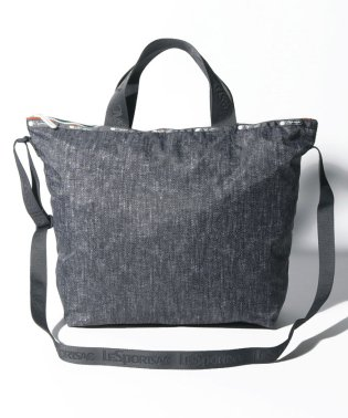 EASY CARRY TOTE スポーティデニム